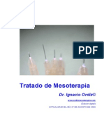 Tratado de Mesoterapia edicio-ªu¦ên digital