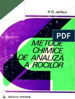 Jeffery, P.G. - Metode chimice de analiza a rocilor.pdf