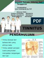 tinitus