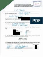 Onondaga County Legislator Patrick Kilmartin financial disclosure 2015