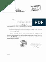 16 Informare Comisie Ordine Publica