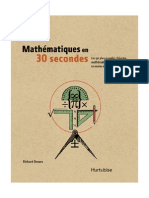 Mathématiques en 30 Secondes PDF
