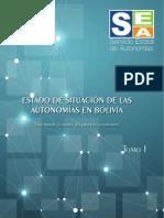 SEA (2015) - Estado de situación de las autonomías Tomo I