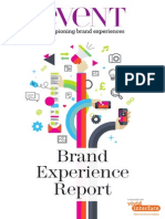 Event Brand Experience Report 2014