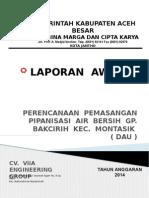 1. Cover Laporan