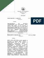 Elec Law Cases 02 - Arroyo vs DOJ (September)