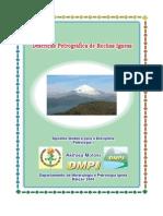 Descricao Petrografica Rochas Igneas