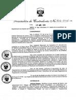 RC_156_2015_CG Abril 2015 - Directiva Control Simultáneo