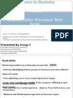 B2B term Paper.ppt
