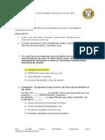 Estructuracion de Reactivos en Base a La Malla Academica Curricular 2015