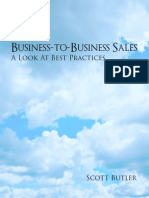 Business-to-Business Sales, A Look at Best Practices