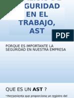 Análisis de Seguridad en El Trabajo, Ast