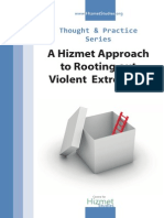 Hiz Met Approach to Rooting Out Violent Extremism