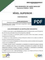 3 Fisioterapeuta Lagoa Nova