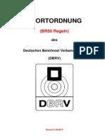 DBRV Benchrest BR50 Sportordnung Stand 21.06.2014