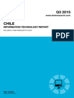Chile Information Technology Report Q3 2015