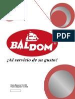 Baldom empresa dominicana