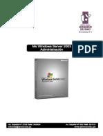 MS Windows Server 2003