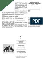 Masterclass Miró Ensemble - Conservatorio Profesional de Cartagena