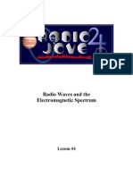 Radio Waves and the Electromagnetic Spectrum