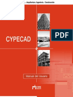 CYPECAD - Manual Del Usuario
