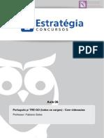 Aula 08 - Língua Portuguesa