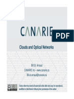 1 - Clouds and Optical Networks