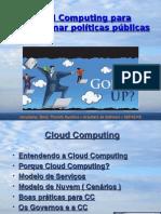 Jonysberg Peixoto Sefaz Cloud Computing