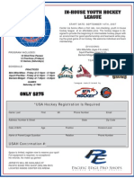 OYHL Registration Form