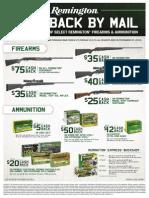 Remington FA & Ammo Rebate