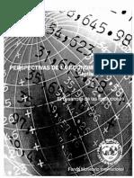 Desequilibrios Mundiales- Perspectiva Del Ahorro y La Inversión (C-7,3)