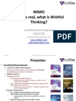 20141105 - Webinar 7 MIMO What is Real Rev13