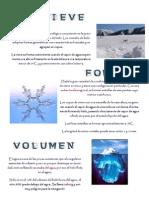 Monográficos La Nieve