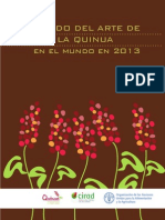 quinua 2013
