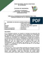 Informe Nº 07 Tecno III extraccion de aceite vegetal