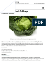 Negative Effects of Cabbage _ Healthy Eating _ SF Gate