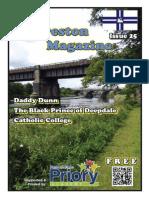 The Preston Magazine - Issue 25