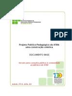 PPP IFRN 2012_versao Para Consulta Publica 05mar2012