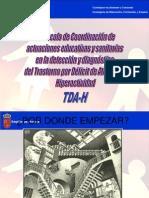 Colegio de Psicologos Protocolo Tdah
