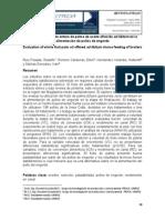 Evaluación del fruto entero de palma de aceite ofrecido ad libitum en la alimentación de pollos de engorde