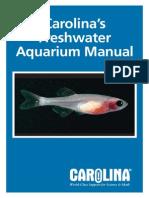Freshwater Aquarium Manual