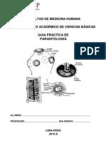 Parasitologia practica (USMP-2015)