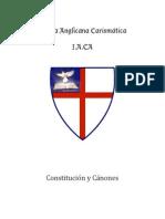Constitución y Cánones - DERECHO CANÓNICO