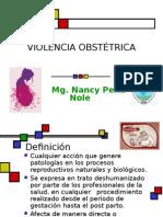 VIOLENCIA OBSTÉTRICA.ppt