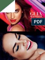 Guia de Maquiagem Avon 2015 - Completo