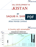 Industrial Development in Pakistan {NIPA} 15122014