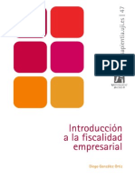 Introducción a La Fiscalidad Empresarial