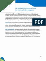 Intel IoT Partner FactSheet