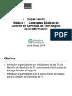 CSTI - Capacitación - Módulo 1