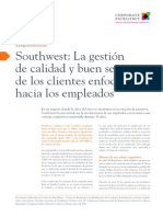 Caso Southwest Airlines- 3 LECTURA